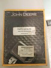 John Deere 330Lc 370 Excavator Parts Catalog Pc2706
