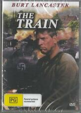 THE TRAIN - BURT LANCASTER -  NEW DVD FREE LOCAL POST