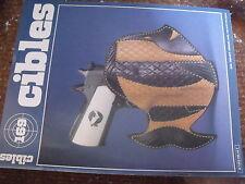 $$p Revue Cibles N°169 Colt Trooper MK III MK V  Mousqueton HK SL 6  WA 2000
