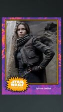 Star Wars Card Trader | Mystery ???: Jyn On Jedha (Sold Out @ 75cc)