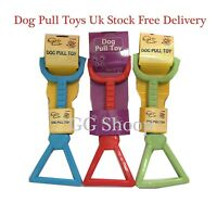 Dog pull Toy Puppy Pull Toy German Sheppard Dog Pull Toy Tug Strong Rubber Toys