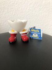 Speedy & Friends Casablanca Eierbecher Nikolo der gestiefelte Santa