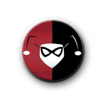 "HARLEY QUINN / 1"" / 25mm pin button / badge / film / DC comics / Suicide Squad"
