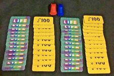 GAME PARTS PIECES Disney Monsters Inc. Game of Life - 50 Life Tiles & 2 Cars