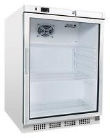 Kühlschrank 200 mit 1 Glastür - Gastro-Kühlschrank