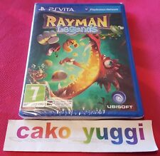 RAYMAN LEGENDS PS VITA NEUF SOUS BLISTER VERSION 100% FRANCAISE