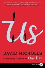 Us: A Novel, Nicholls, David, Good Condition, Book