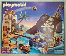 New Playmobil 5775 - Pirates' Attack (Pirate Ship and Soldier Tower)