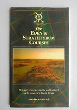 New listing The Eden & Strathtyrum Golf Course Guide Memorabilia St Andrews