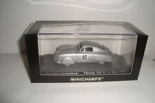 1:43 Minichamps Porsche 356 LE  MANS   1951   N°  46   RARE     RARE