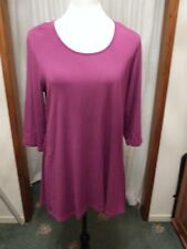 JOIN CLOTHING TOP WINEBERRY SIZE MEDUIM