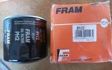 Fram PH2 Oil Filter Metal Spin On Type Chrysler Dodge Ford Jeep Mazda MG Rover
