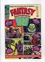 Fantasy Masterpieces #1 1966 Stan Lee Steve Ditko Jack Kirby Classic Key