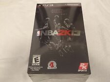 PS3 NBA 2K13 Dynasty Edition Video Game NEW SEALED