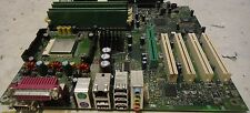 Dell Dimension 8250 1w839 motherboard w/ intel 01 Pentium 4 2.4ghz ram: 1gb