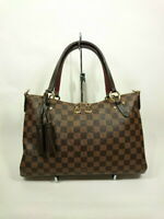 Louis Vuitton N40023 Hand Bag Lymington Brown Damier Ex++