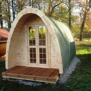 Camping Pod 4.0 m x 2.4m