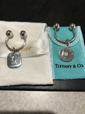 1 Cartier 1 Tiffany Keychain