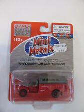 Classic Metal Works  1:87 Chevrolet Tankwagen Standard Oil   USA   Fertigmodell