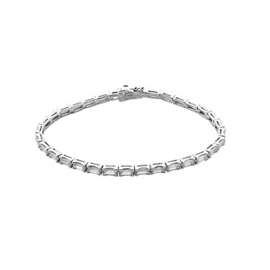 Xenox  XS2045 Tennisarmband  925 Sterlingsilber NEU 18,5 cm