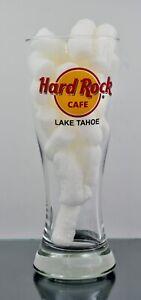 Hard Rock Cafe Pilsner Glass Lake Tahoe HRC