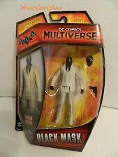 DC Comics Multiverse Mattel 3.75 Arkham Knight Batman Black Mask RARE NEW MOC