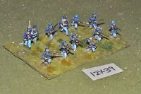 25mm ACW / union - american civil war infantry 12 figures - inf (12439)