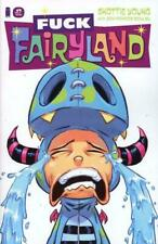 I Hate Fairyland #17 Variant Skottie Young F*ck Fairyland Cover