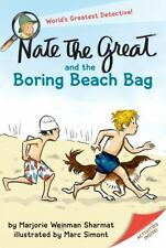 Nate the Great and the Boring Beach Bag: By Sharmat, Marjorie Weinman