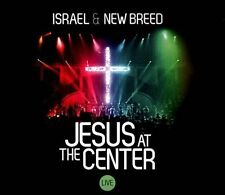 Jesus at the Center: Live [Digipak] by Israel & New Breed (CD, Aug-2012, 2 Disc…