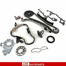 For Toyota 2.7L Timing Chain Balance Shaft + Oil Pump Repair Kit 3RZFE Tacoma