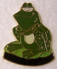 Hat Lapel Pin Scarf Clasp Animal Frog #1 NEW