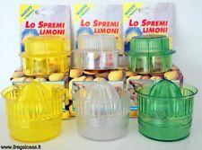 Snips Spremi limoni da tavolo colore Giallo