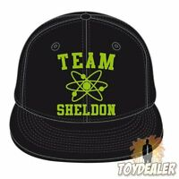 Team Sheldon Cooper Big Bang Theory Baseball Hip Hop Cap Kappe Mütze Snapback