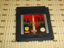 Shadowgate Classic für GameBoy Color und Advance