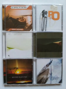 12 x IBOGA RECORDS DIGITAL STRUCTURES CD Collection Goa Psytrance Psychedelic