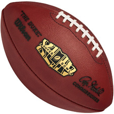 SUPER BOWL 44 XLIV - Wilson Official Game Football (COLTS SAINTS)
