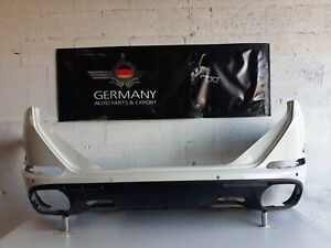 2012 Ferrari California Rear Bumper