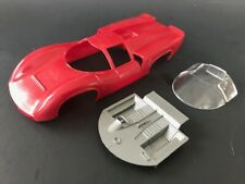 Tamiya Mini-Racer Lola T-70 Coupe 1/32 Scale Body Nos