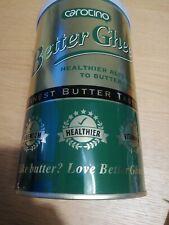 Carotino Pur beurre ghee 1 kg Healthier Finest Butter Goût 1 kg