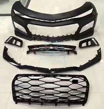 PP Front Bumper Protect Body Kits Refit For Chevrolet Camaro ZL1 2016 2017