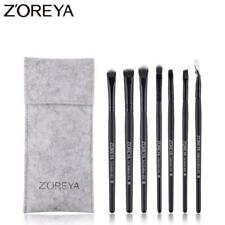 Eye Makeup Brushes Sets 7pcs Synthetic Fiber Makeup Brush Professional