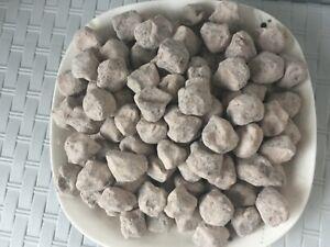 130g Authentic Nigerian broken NZU Smoked salted Clay Udongo Argile Mabele Kaoli