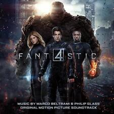 Marco Beltrami & Philip Glass - Fantastic Four - CD