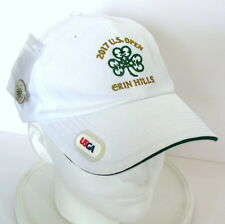 2017 Us Open Golf Hat New Erin Hills Usga Embroidered Strapback with Ball Marker