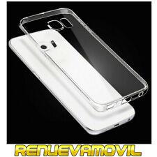 Funda Gel Para Samsung Galaxy S7 G9300 Silicona Transparente Tpu Plastico Suave