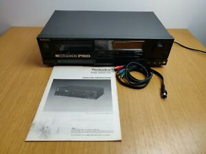 Technics RS-B605 Stereo Cassette Deck Dolby with Manual Spares or Repair