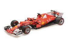 Ferrari SF70 H Sebastian Vettel Winner Formel 1 GP Monaco 2017 1:18 BBR 181715