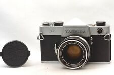 @ Ship in 24 Hours! @ Yashica J-4 Film SLR Camera + Yashinon-DX 50mm f2 M42 Lens