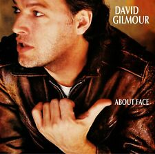 About Face by David Gilmour of Pink Floyd CD: LIKE NEW/FREE SHIPPING